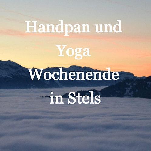 Handpan und Yoga Wochenende in Stels                         10.12.21 - 12.12.21
