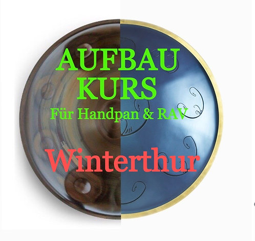 Aufbaukurs am 04.12.21 in Winterthur
