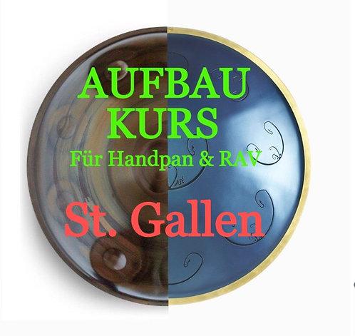 Handpan Kurs St.Gallen