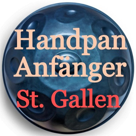 Handpan Kurs 12.06.2021 in St. Gallen
