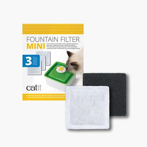Pack de 3 filtros fuente flower 1,5L