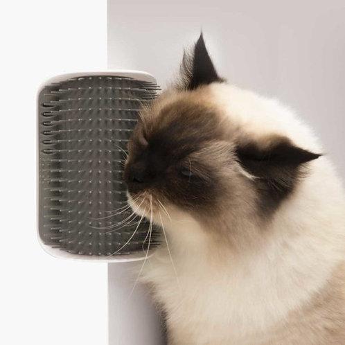 Cat groomer rascador esquinero