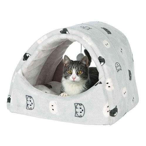 """Cueva con cojín """"cats"""""""