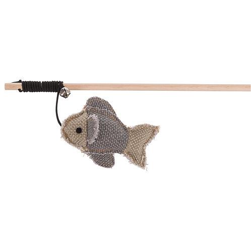 Caña de juego eco pez