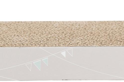 mini rascador/cama cartón
