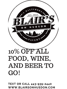 20% off all orders including beer & wine