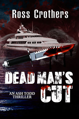 Ross Crothers, Australian author, Running Dead, indie author, murder, mystery, international crime, drugs, detective, intrigue, police drama