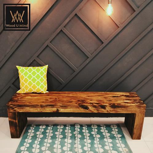Pine wooden Dining/Indoor Bench