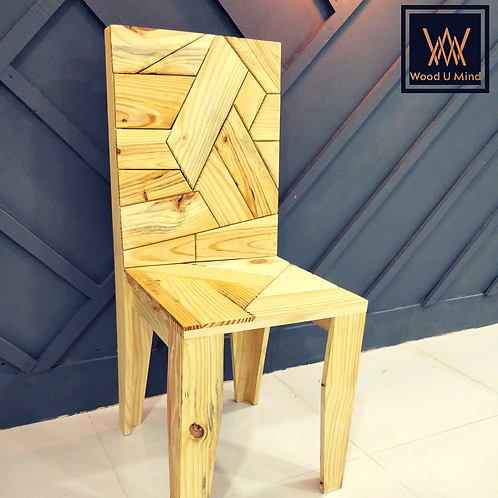 Pine Dining Chair