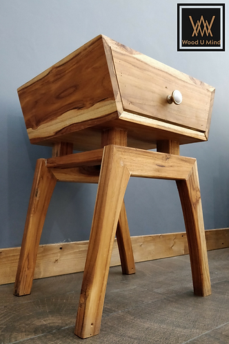 Alienship Inspired Side Table