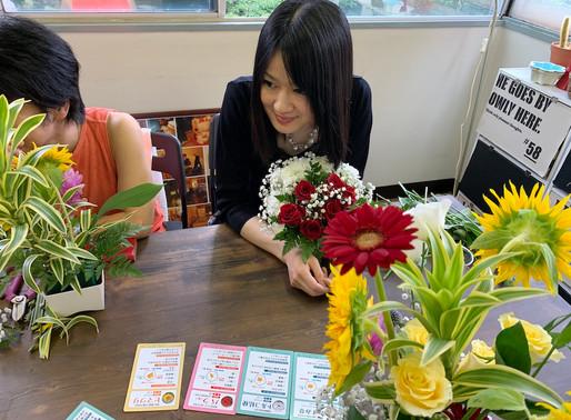 第5回Honomnoミートアップ「花」の映像&メンバー新HPを公開!
