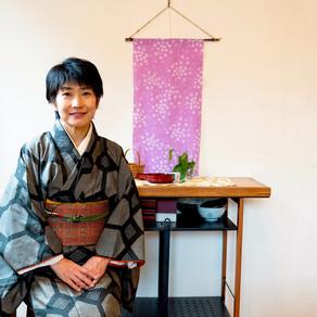 日本和食卓文化協会 代表理事 槻谷順子がHonmonoに参戦!