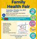 Health Fair 2015