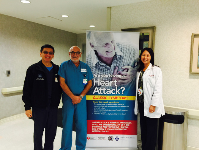 Heart Attack Awareness Campaign