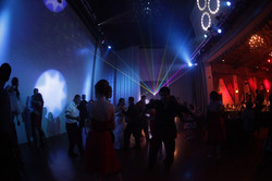 Lasers and Dance Lighting