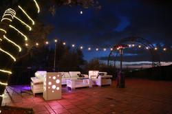 Lounge Furniture and Market Lighting