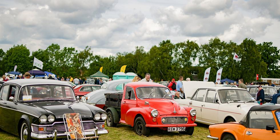 Annual Antique &                        Custom Car Show