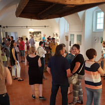 Ausstellung im Meierhof