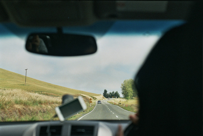Travelogue: South NZ | Lake Tekapo on Film