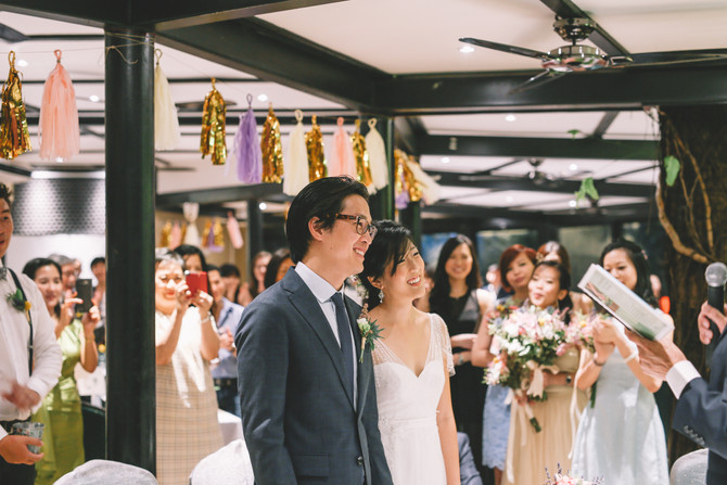 Weddings: Celebrating Fung & Robyn