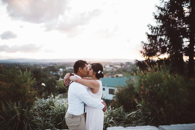 Weddings: Celebrating Renato + Kitty