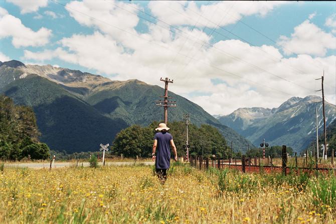 Travelogue: South NZ | Caroline Bay + Akaroa + Christ Church + Arthurs' Pass + Okira + Hokitika