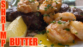 Toasted Seafood Shrimp Butter - Taking your seafood dishes to the next level & Keto Friendly.