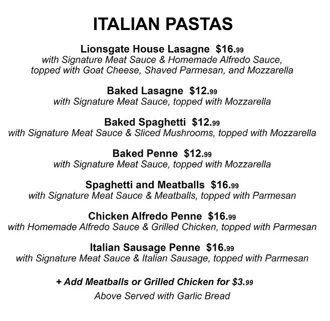 Italian Pastas Menu.jpg