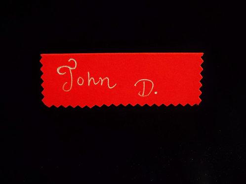 """...Apassionata's Name Card!"""