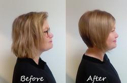 creative hairstyle 2