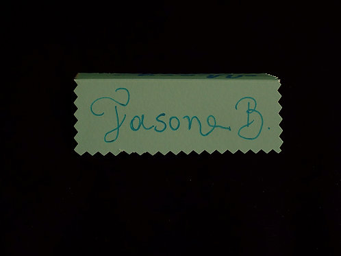 """""""...Name Cards of Innocent Dreams!"""""""