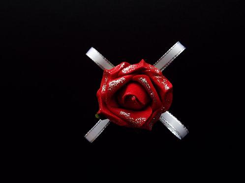 """...Elegant Passion Rose"" Brooch!"