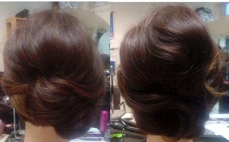 Hair up designs