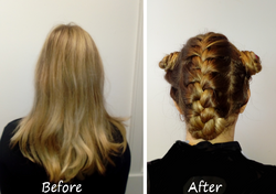 Plaiting and twisting