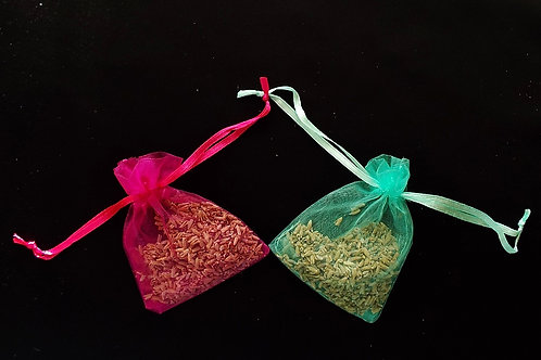 """...Lavender Pouch! - Freshness of Spring!"""