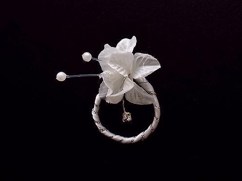 """...Diamante Flower of Rosy Bliss!"