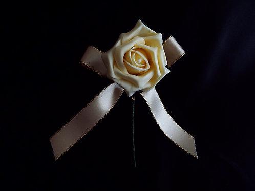 """""""...Cream Rose of Elegance!"""""""