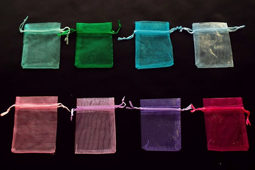 """""""...Organza Pouches of Love! - 2nd collection"""""""