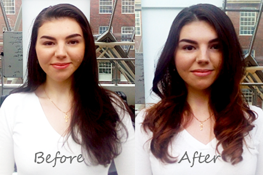 creative balayage and chelsea blow dry 2