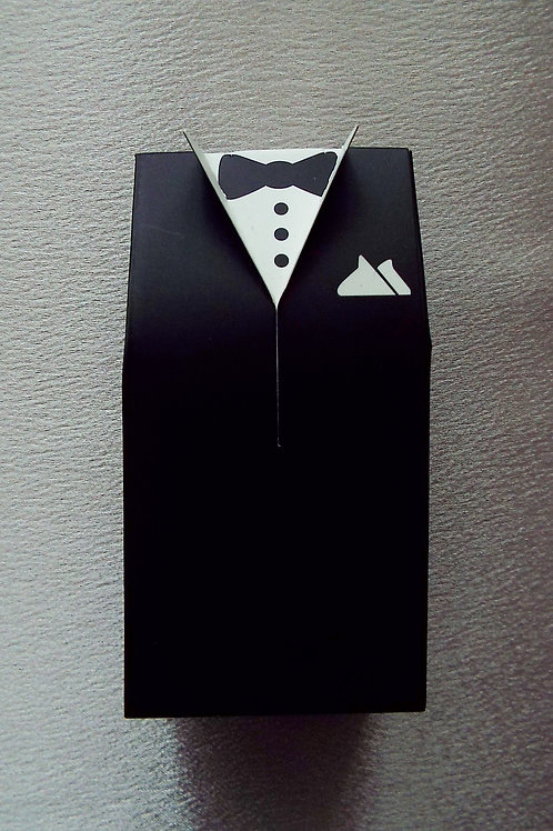 """...Sophisticated Groom Gift Box!"""