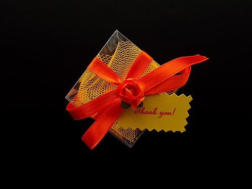 """""""...Orange Rose Gift Box!"""""""