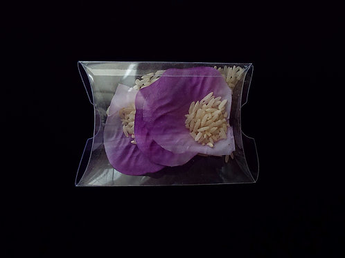 """""""...Sophisticated Aromas - Rice and Rose Petals!"""