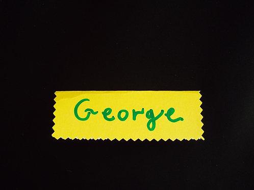 """""""...Sunshine's Name Card!"""""""