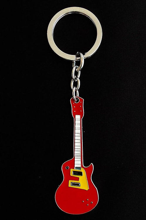 """...Red Guitar of Playfulness!"""