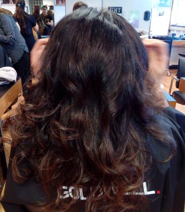 Setting Curls