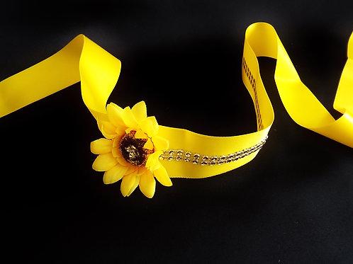"""...Diamante Sunflower of Love!"""
