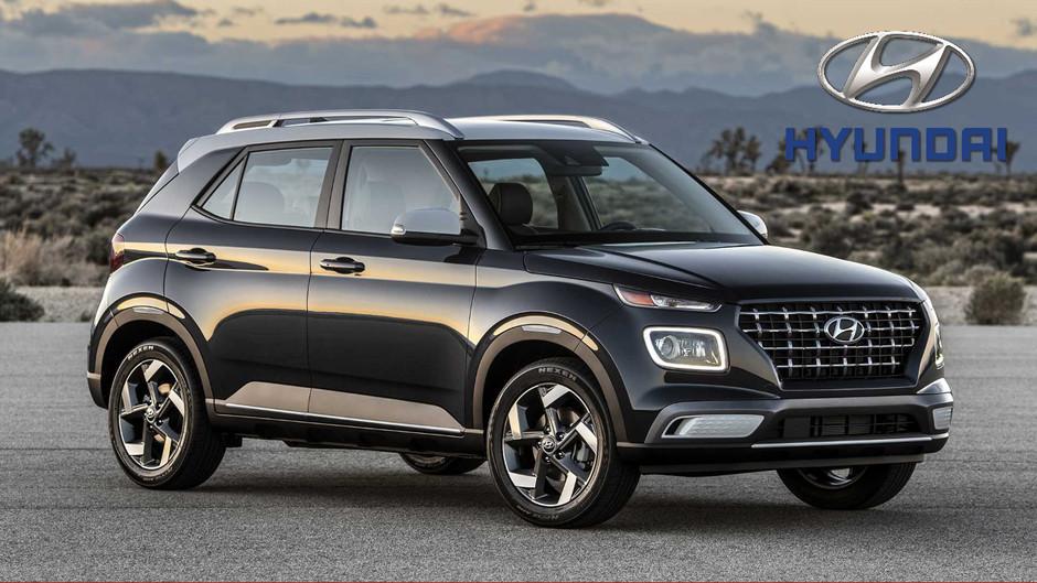 2020 Hyundai Venue Driving Video