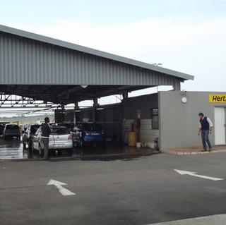 DURBAN AIRPORT - HERTZ