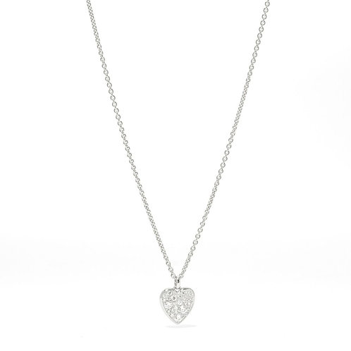 JFS00154040 Fossil Silver collier
