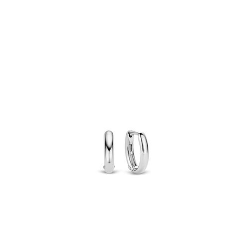 7759SI Ti Sento zilveren oorringen